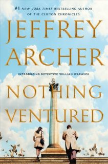 nothing-ventured-jeffrey-archer