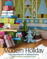Modern Holiday by Amanda Murphy