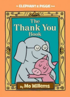 Thank You Book by Mo Willems