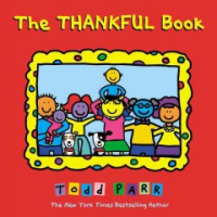 Thankful Book by Todd Parr